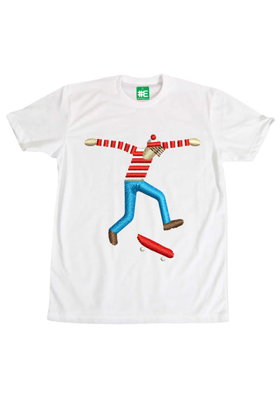 EVERYBODYSKATES found graphic t shirt tees TheDrop