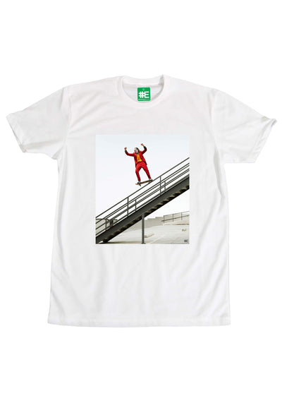 EVERYBODYSKATES no joke graphic tee tees TheDrop