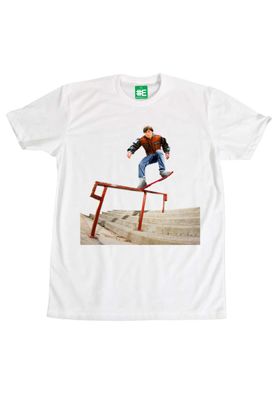 EVERYBODYSKATES the future graphic t shirt tees TheDrop