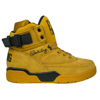 Ewing Athletics 33 hi sunflower black og sneakers TheDrop