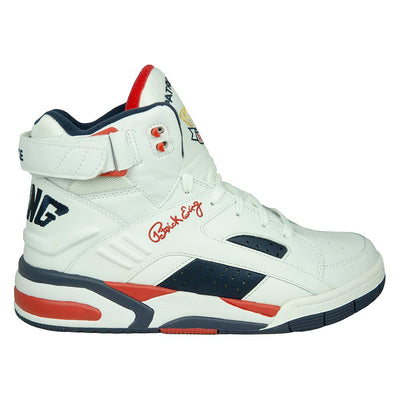 Ewing Athletics eclipse white navy red usa sneakers TheDrop
