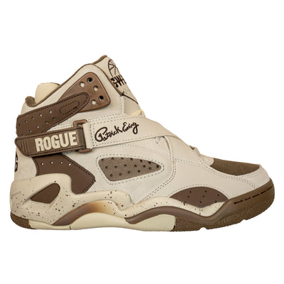 Ewing Athletics rogue birch walnut sneakers TheDrop