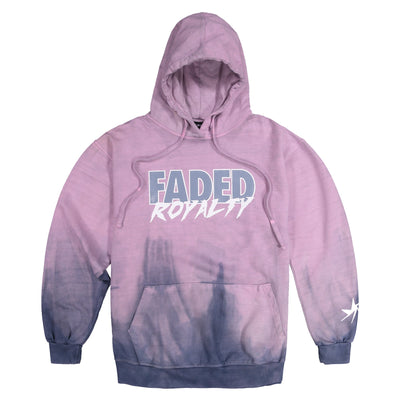 FADED ROYALTY acid wash hoodie hoodies and crewnecks TheDrop