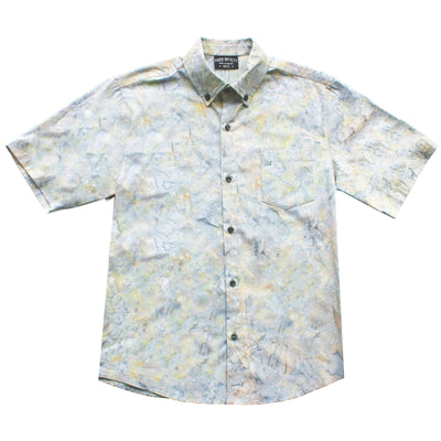FADED ROYALTY short sleeve button up 13 button down shirts TheDrop