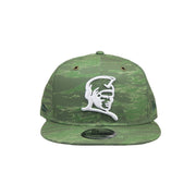 Fitted HI kamehameha snapback ept green the lave gallery TheDrop