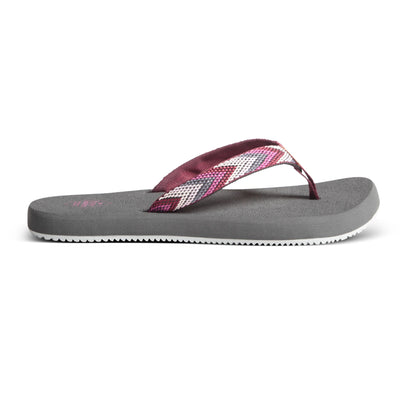 Freewaters womens supreem dusk slides TheDrop