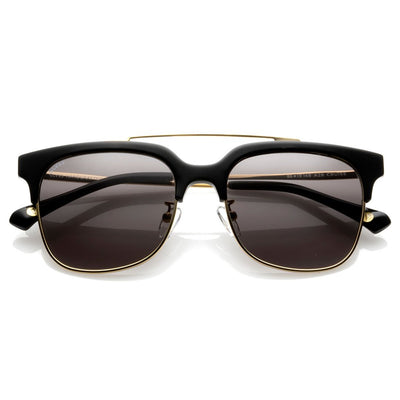 GLVSS a28 cruise blackgold smoke sunglasses TheDrop