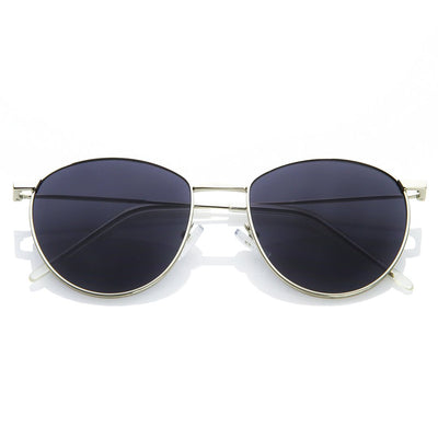 GLVSS c3 thebezel silver smoke sunglasses TheDrop