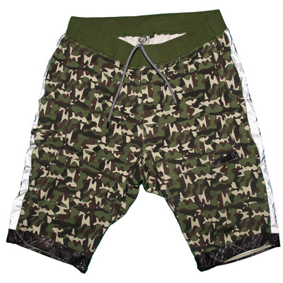 Grindstone Universal camo reflectie shorts shorts TheDrop