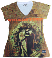 Grindstone Universal copy of keep the peace v neck tees and tank tops TheDrop