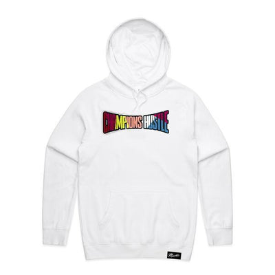 Hastamuerte champions hustle chenille patch 1 streetwear official TheDrop