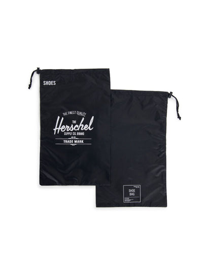 HERSCHEL shoe bag sneaker carriers black TheDrop