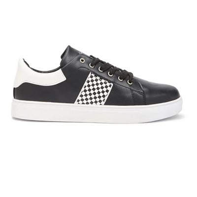 HIP AND BONE speechless checkered stepper sneakers TheDrop