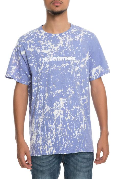 Kill Brand fuck everything cabana wear purple bleached tee tees TheDrop