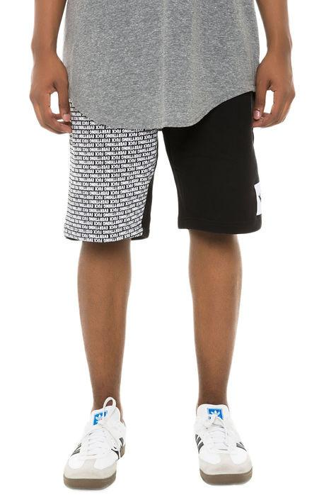 Kill Brand fuck everything shorts shorts TheDrop