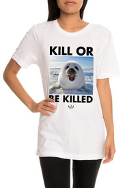 Kill Brand happy killer loose tee tees and tank tops TheDrop