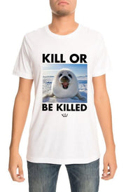 Kill Brand happy killer tee tees TheDrop
