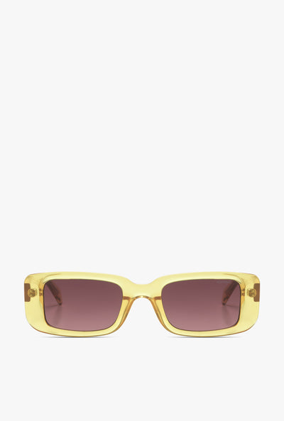 Komono madox sunglasses 4 sunglasses yellow TheDrop