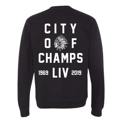 MADE MOBB city of champs crew hoodies and crewnecks TheDrop
