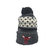 Mitchell Ness highland 2 0 knit beanie bulls the lave gallery TheDrop