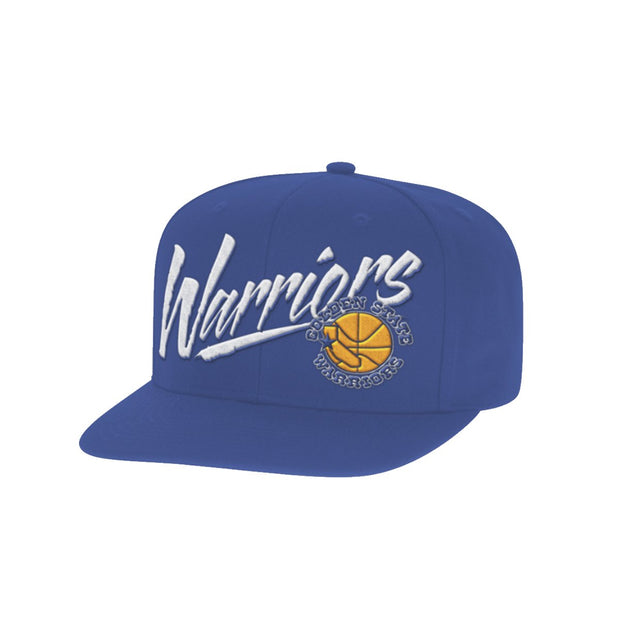 Mitchell Ness vice snapback warriors the lave gallery TheDrop