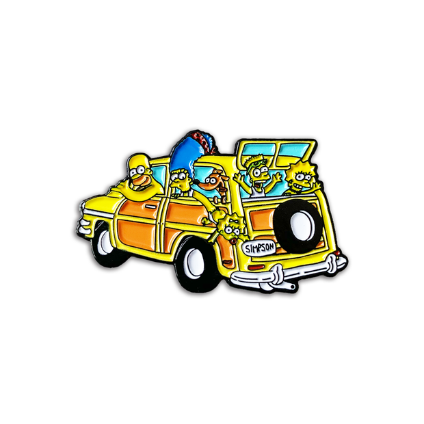 Nerdpins family trip pin pins and patches TheDrop