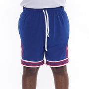 Nerdy Fresh the lost angel basket ball short 1 shorts blue TheDrop