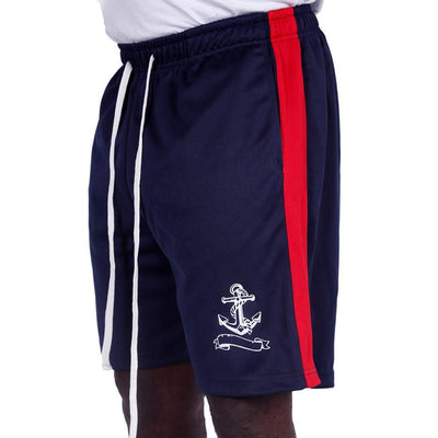 Nerdy Fresh waves basketball shorts shorts navy TheDrop