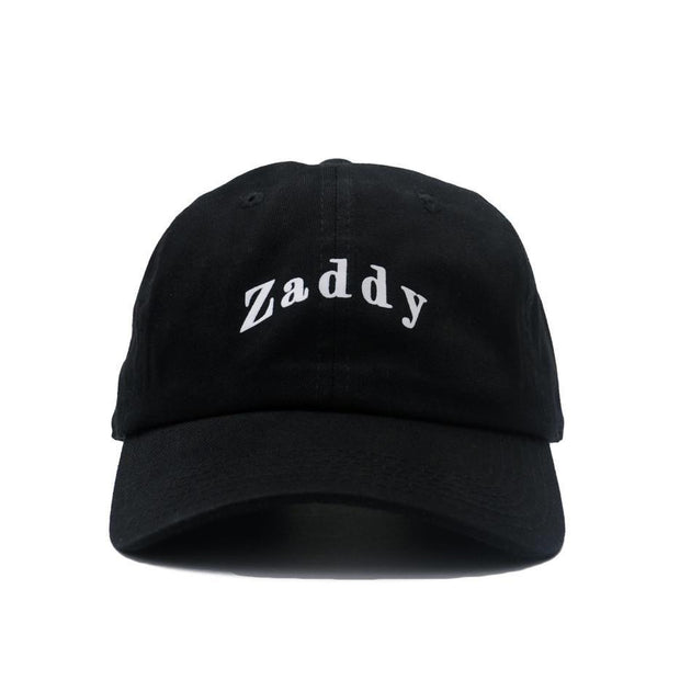 Nerdy Fresh zaddy dad hat hats and beanies black TheDrop