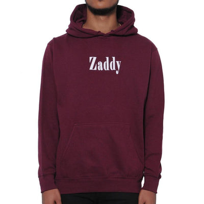 Nerdy Fresh zaddy hoodie hoodies and crewnecks red TheDrop