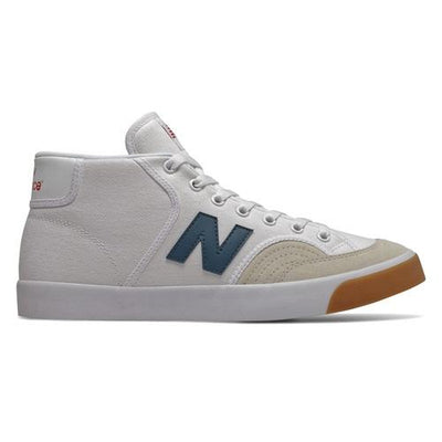 NEW BALANCE nb 213 white grey gum skate shoes TheDrop