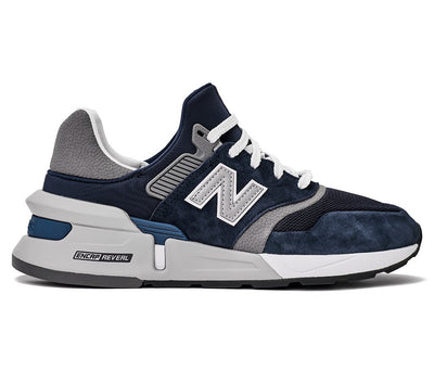 New Balance new balance ms997hgb navy grey west nyc navy TheDrop