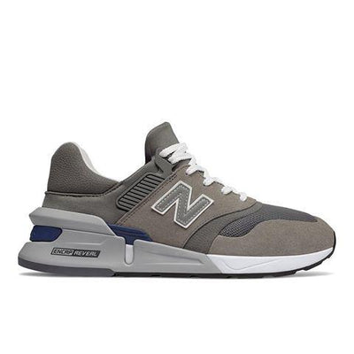 New Balance new balance ms997hgc grey suede west nyc grey TheDrop