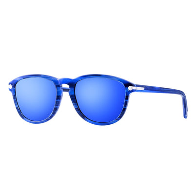 Ovan Vision the ran nautical blue sunglasses TheDrop
