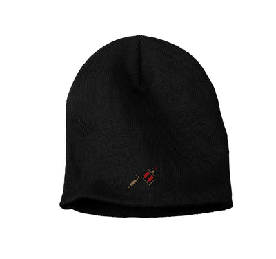 Parlor Junkie the machine skull cap hats and beanies TheDrop