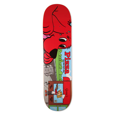 pizzaskateboards clifford deck 8 375 pizza skateboards multi TheDrop