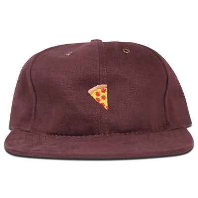 pizzaskateboards emoji mac daddy hat plum polo shirts purple TheDrop