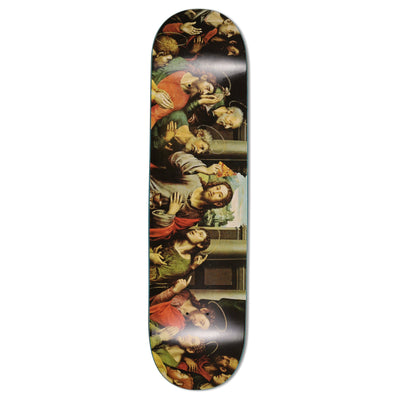 pizzaskateboards last supper deck tees multi TheDrop