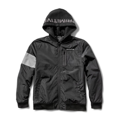 PRIMITIVE SKATE black pack darkside jacket primitive black TheDrop