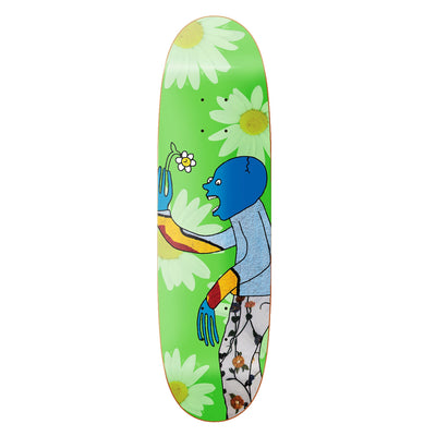 PRIMITIVE SKATE villani wilted primitive green TheDrop