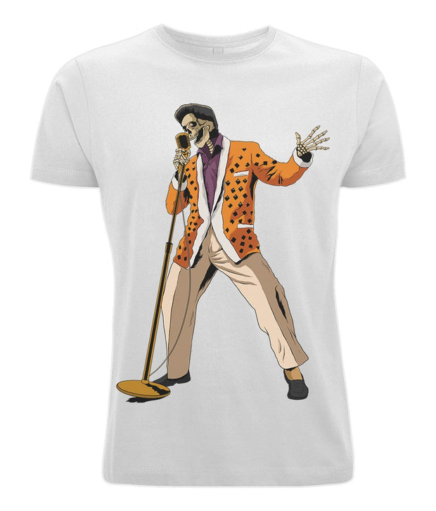 Rockwell s rock in peace elvis tees TheDrop