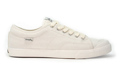 Simple slo natural simple shoes white TheDrop