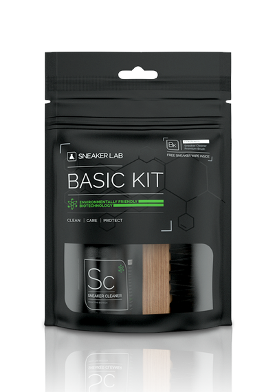 Sneaker LAB basic kit shoe care TheDrop