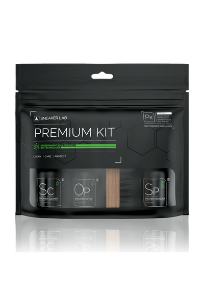 Sneaker LAB premium kit shoe care TheDrop