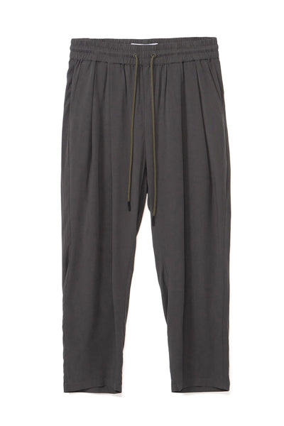 STUDIO CANDOR ankle pant charcoal pants and joggers TheDrop