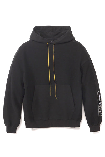 STUDIO CANDOR bhone hoodie black hoodies and crewnecks black TheDrop