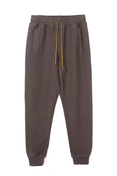 STUDIO CANDOR bhone sweatpant charcoal pants and joggers TheDrop