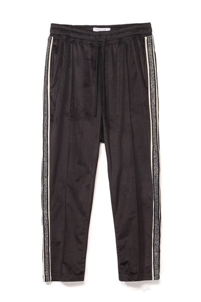 STUDIO CANDOR dei track pant black pants and joggers black TheDrop