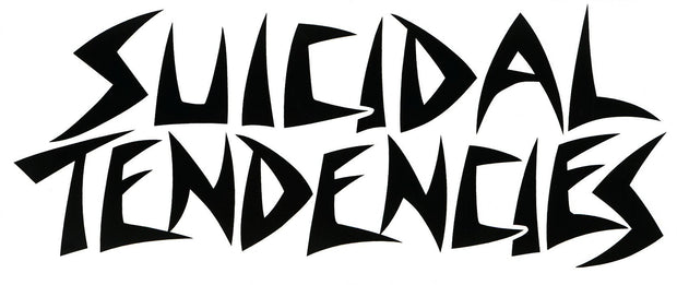 Suicidal Tendencies sticker stls1 stickers TheDrop