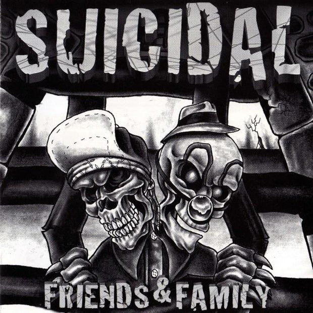 Suicidal Tendencies suicidal tendencies friends family 1997 music TheDrop